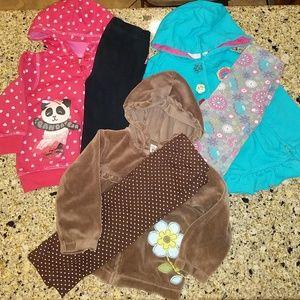 Other - BUNDLED baby girl outfits. Size 18 months